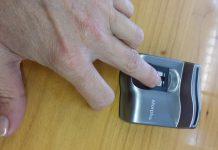 пръстов отпечатък