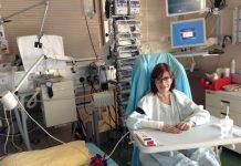 белодробна трансплантация