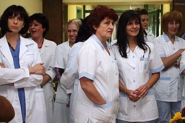 медицински сестри