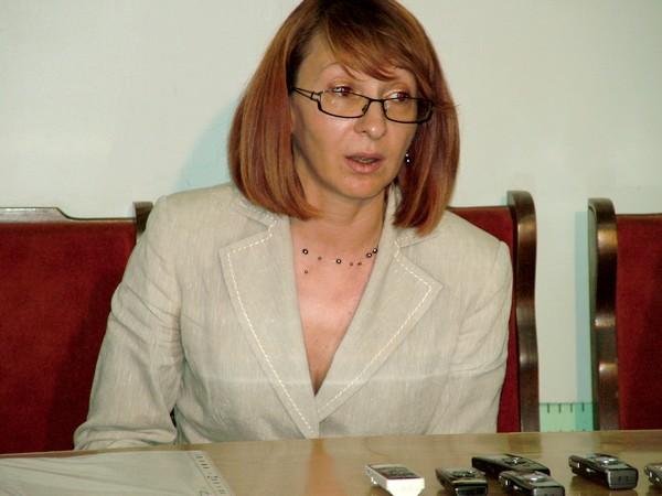 Д-р Ивелина Георгиева