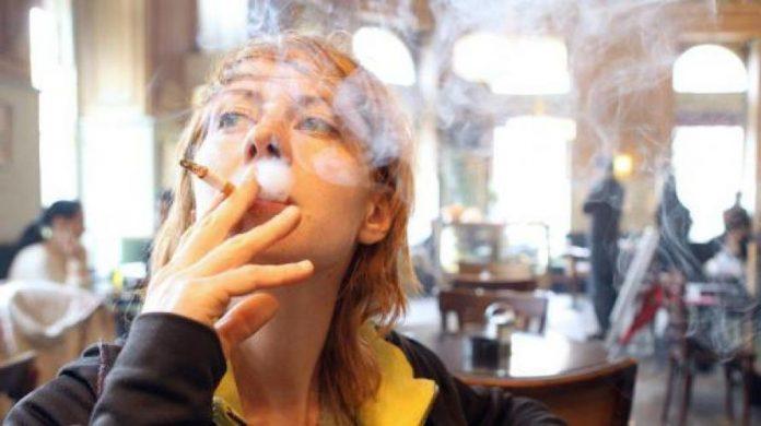 край на пушенето