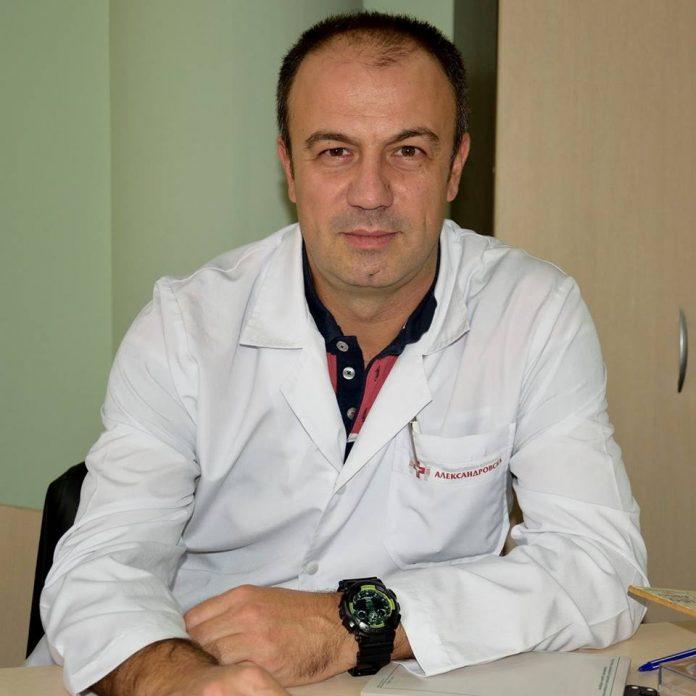 Д-р Петър Грибнев
