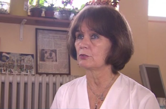Д-р Елена Георгиева