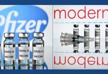 Pfizer и Moderna